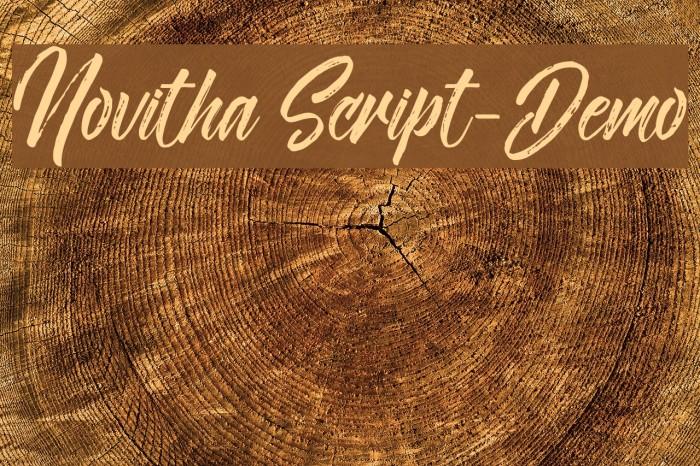Novitha Script-Demo Polices examples