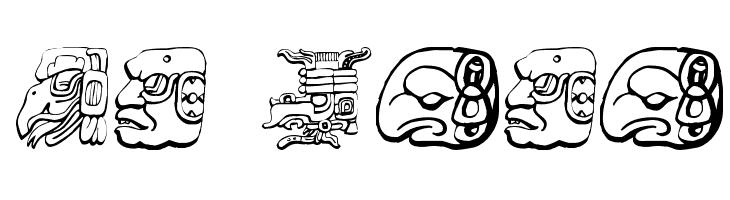 Ny Maya  Free Fonts Download