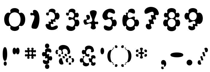 Oak-MagicMushroom Шрифта ДРУГИЕ символов