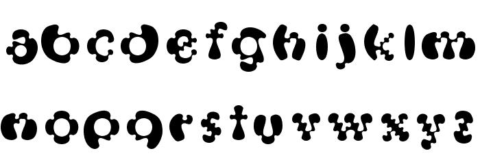Oak-MagicMushroom Шрифта строчной