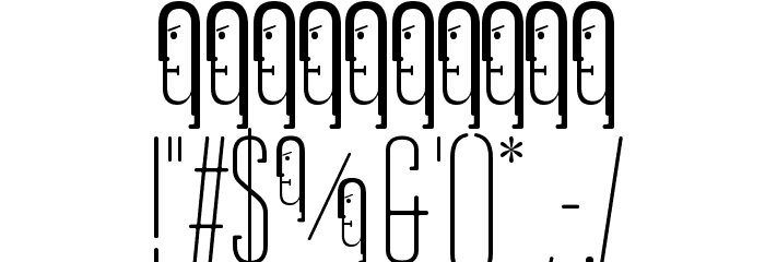 Obcecada-Serif फ़ॉन्ट अन्य घर का काम