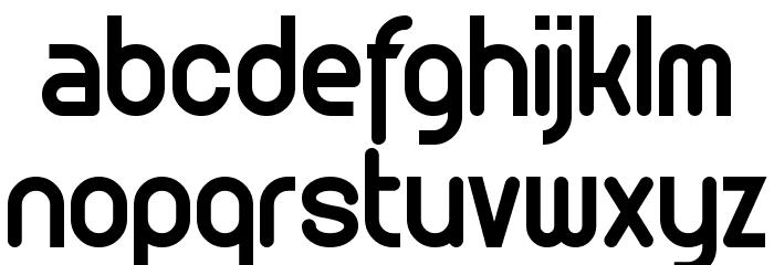 Offspring Remorse Font Litere mici