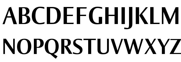 OgiremaBold Font UPPERCASE