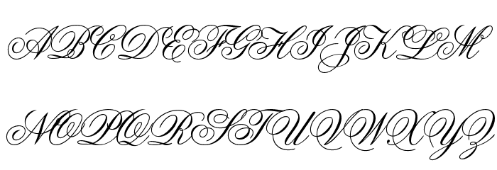 Old Script Fonts - styles - FontSpace