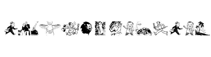 OldDrawingsOne  Free Fonts Download