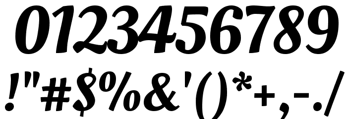 Oleo Script لخطوط تنزيل حرف أخرى