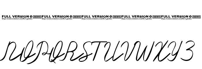 Olster 字体 其它煤焦