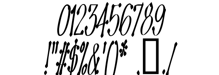 OMEGA Old Face لخطوط تنزيل حرف أخرى