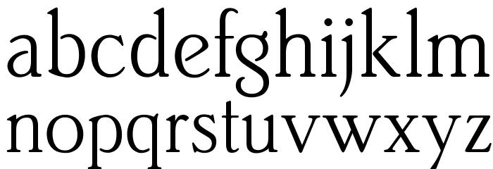 OPTIBeth-Light Fonte MINÚSCULAS