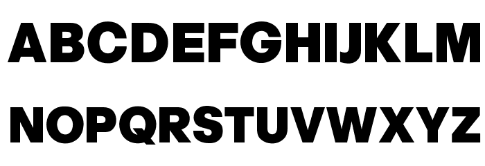 OPTIChampionBold Font UPPERCASE