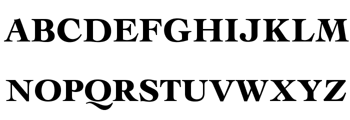 OPTICochise-Black Шрифта ВЕРХНИЙ