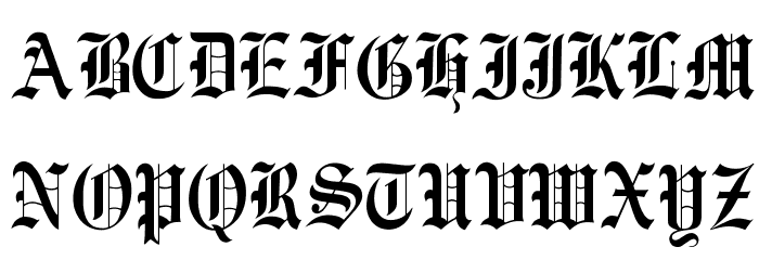 monotype engravers old english font free download