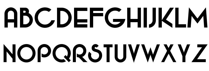 OPTIEton-Bold Шрифта ВЕРХНИЙ