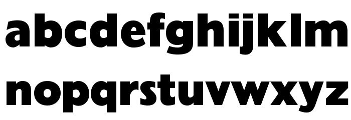 OPTIGranby-ElephantAgency Fonte MINÚSCULAS