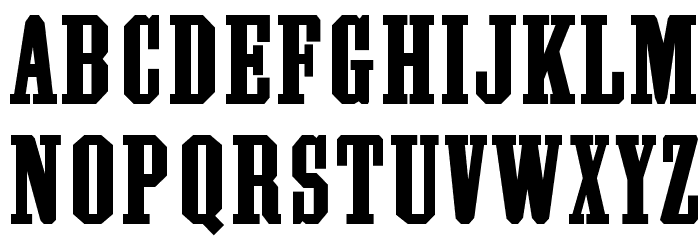 OPTIGrecian-Bold Fonte MAIÚSCULAS