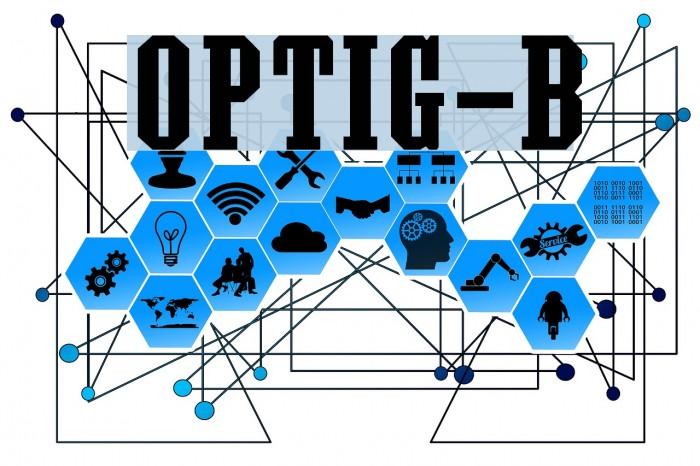 OPTIGrecian-Bold Fonte examples