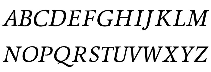 OPTIPeach-Italique Шрифта ВЕРХНИЙ