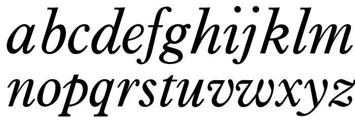 OPTIPlanet-Italic Fonte MINÚSCULAS