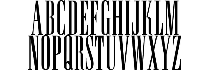 OPTISpire Font LOWERCASE