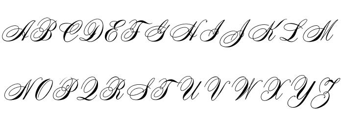 OPTISwallow-Bold Font UPPERCASE