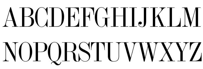 OPTITorry Font UPPERCASE