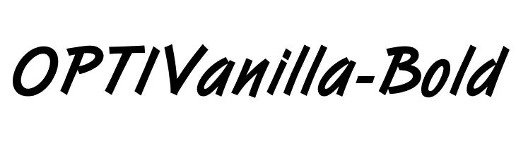 OPTIVanilla-Bold  नि: शुल्क फ़ॉन्ट्स डाउनलोड