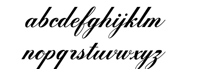 OPTIZither Font Litere mici