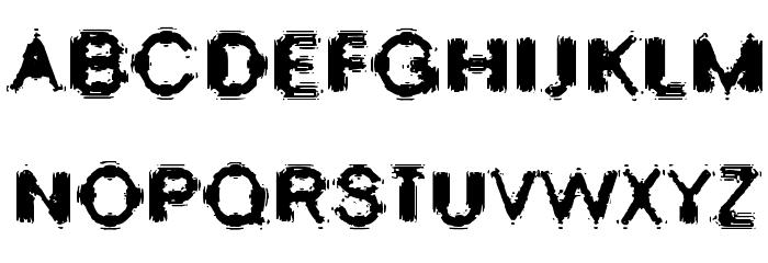 Oscillate Regular لخطوط تنزيل الأحرف الكبيرة