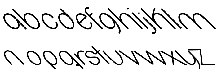 Oval Polices MINUSCULES