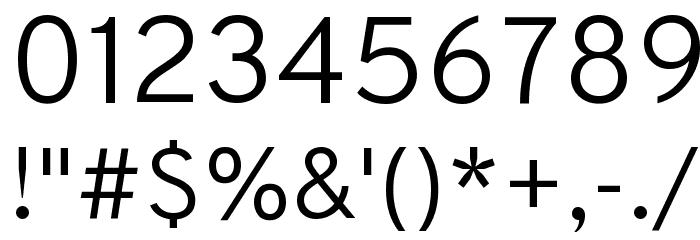 Overpass Light Font OTHER CHARS