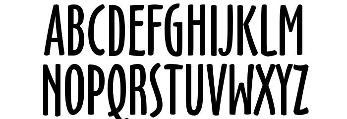 Oz Handicraft BT Font UPPERCASE