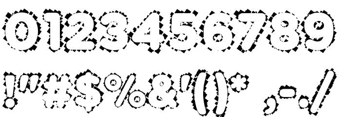 Pabellona [B] D�plex Font OTHER CHARS