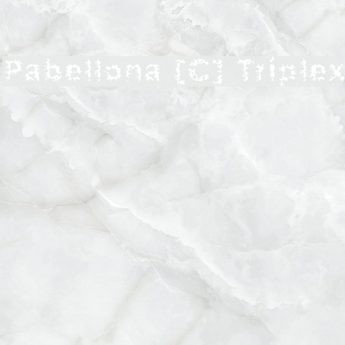 Pabellona [C] Tr�plex फ़ॉन्ट examples