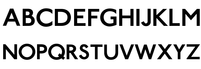 PaddingtonSC Bold Font UPPERCASE