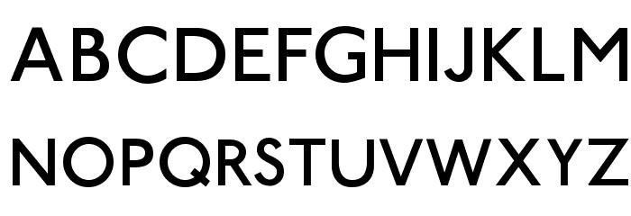 PaddingtonSC Font UPPERCASE