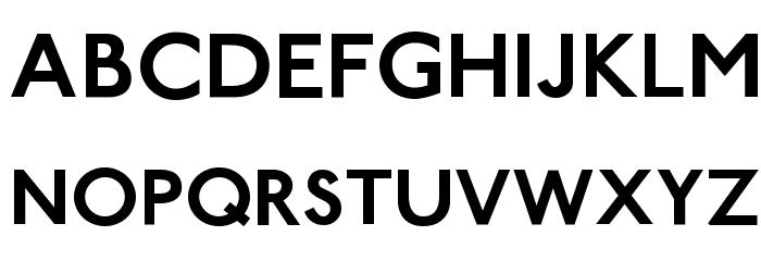 PaddingtonSC Font LOWERCASE