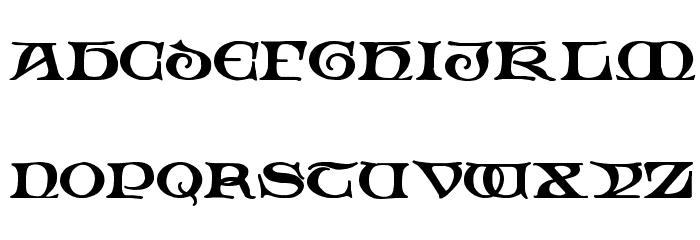 Padstow Demo Font LOWERCASE