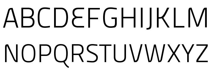 Panefresco 250wt Regular フォント 大文字