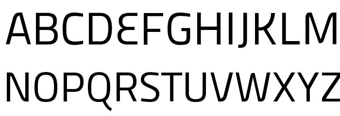 Panefresco 400wt Regular フォント 大文字