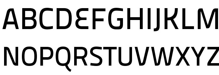 Panefresco 600wt Regular フォント 大文字