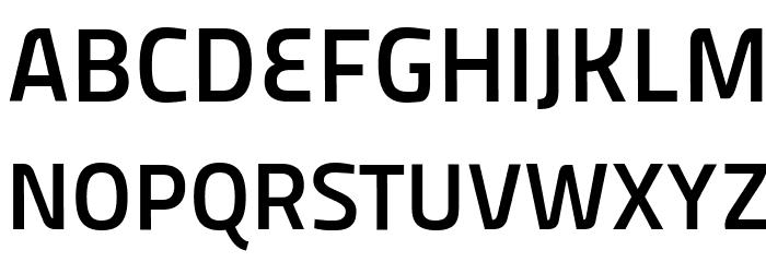 Panefresco 750wt Regular フォント 大文字
