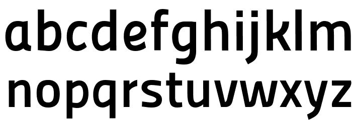 Panefresco 750wt Regular フォント 小文字