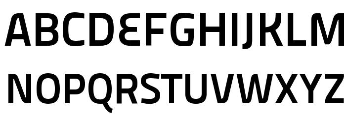 Panefresco 800wt Regular フォント 大文字
