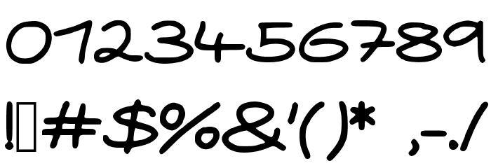 Paper Plane لخطوط تنزيل حرف أخرى