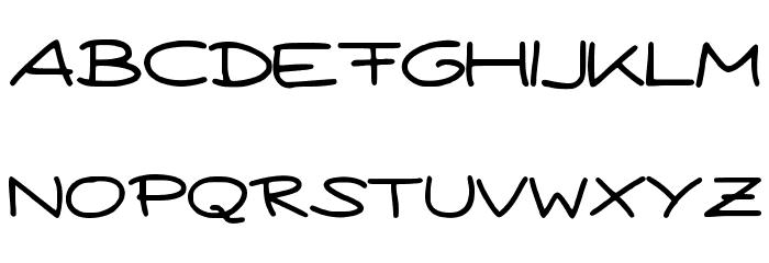 Paper Plane لخطوط تنزيل الأحرف الكبيرة