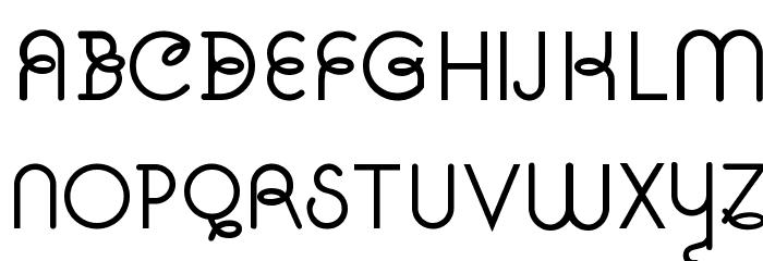 Pavadee لخطوط تنزيل الأحرف الكبيرة