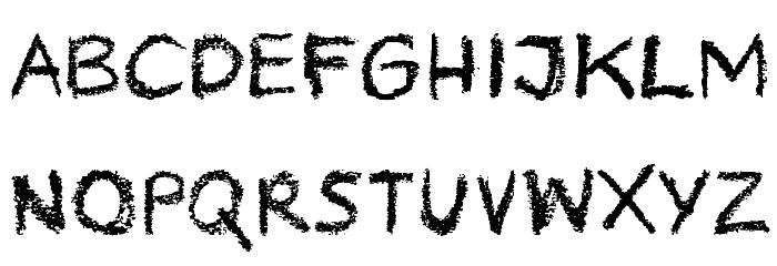 pastelRegular Шрифта ВЕРХНИЙ