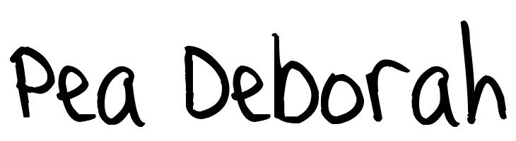 Pea Deborah  لخطوط تنزيل
