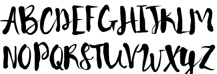 Pennellino Font Download Free Fonts Download