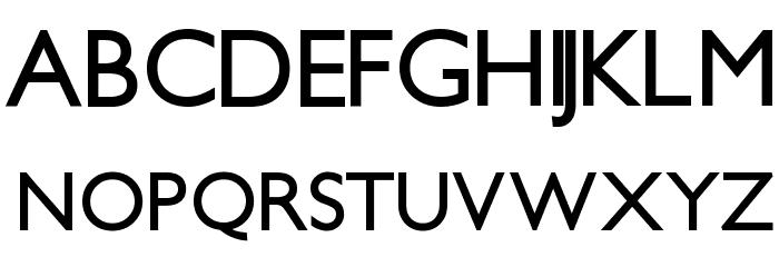 PetitaBold Font UPPERCASE